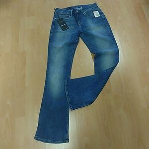 Mavi Leigh Boot Cut Jeans